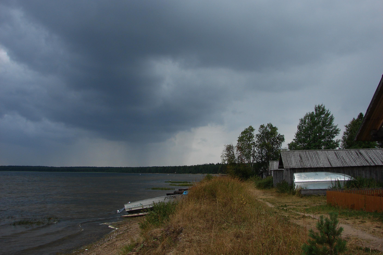 Озеро Онего