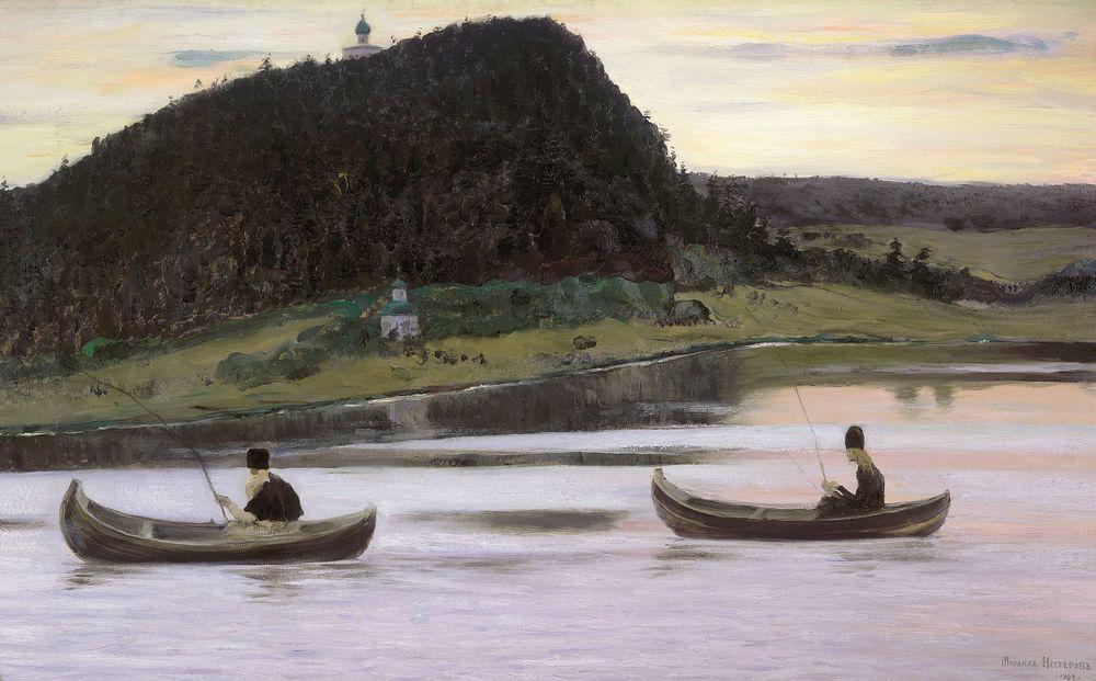 """""""Молчание"""". 1903"""