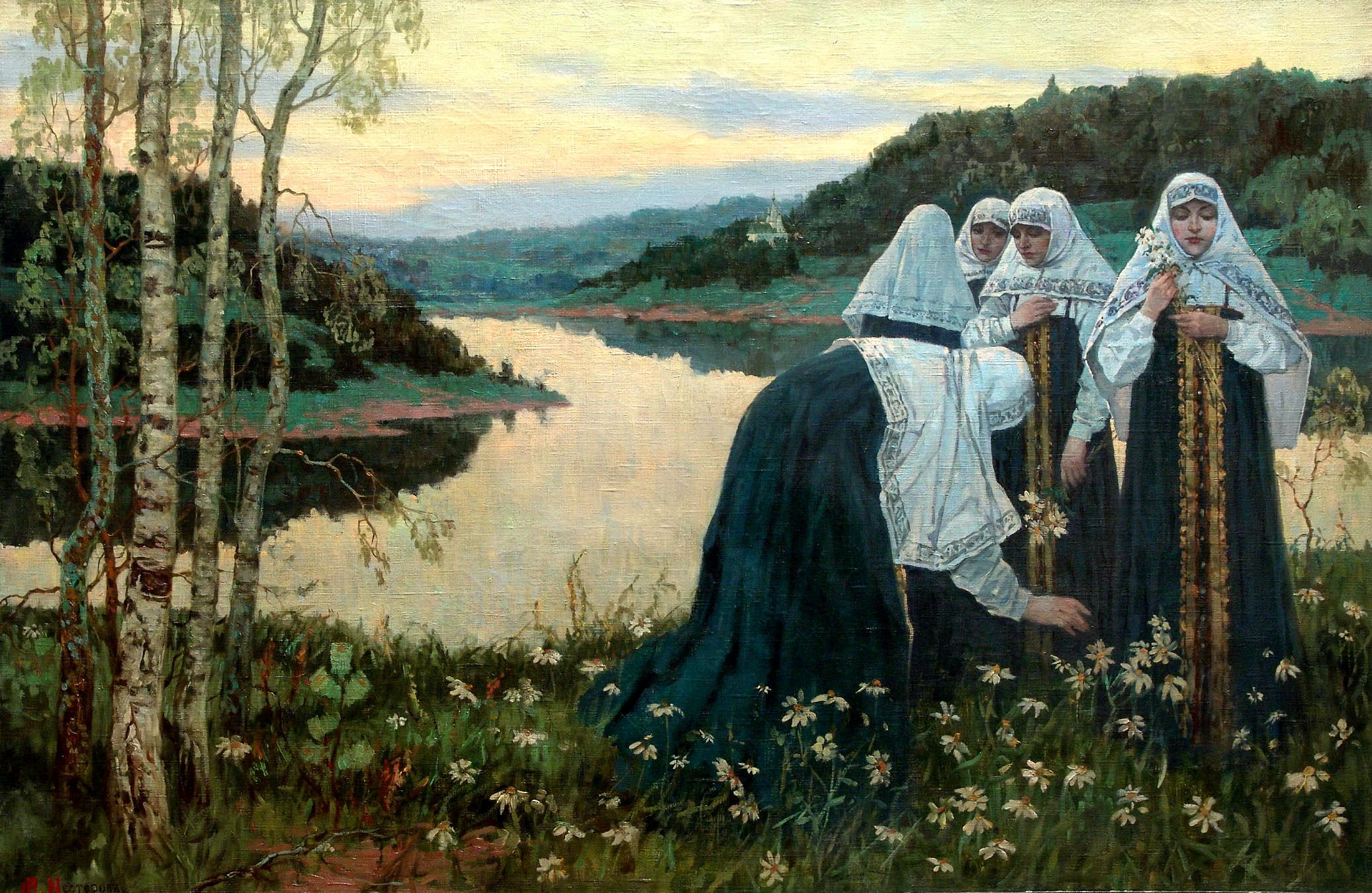 """""""Христова невеста"""". 1913."""
