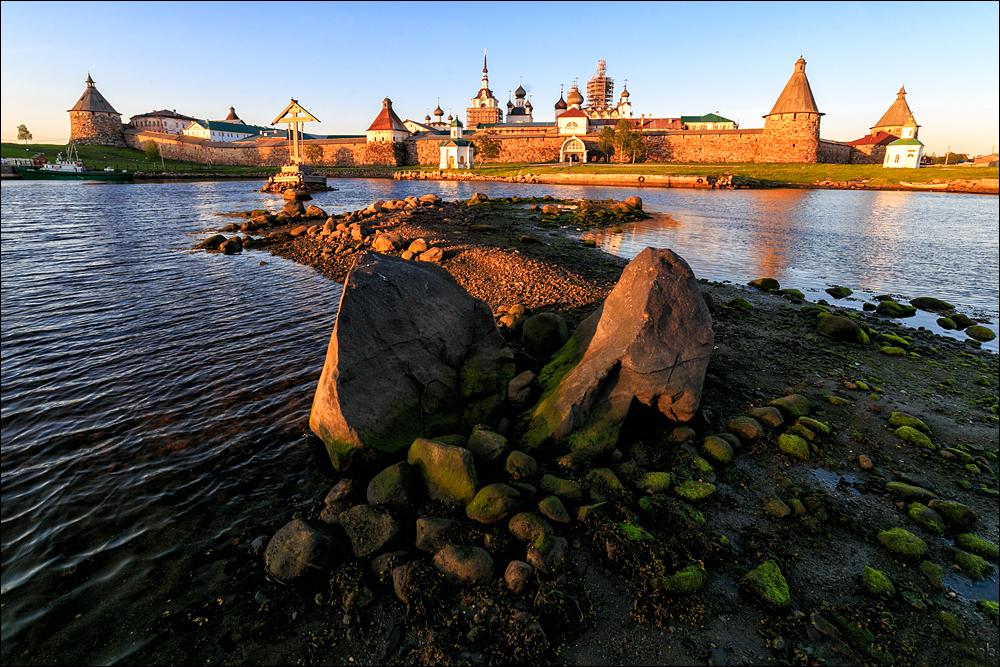 Соловецкий Спасо-Преображенский мужской монастырь
