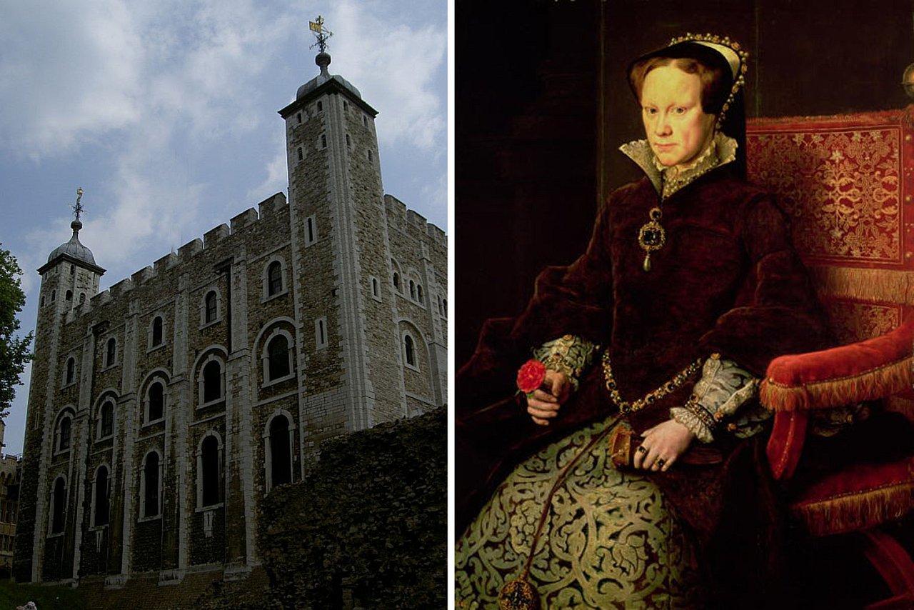 Bloody mary tudor pictures English Royal History - The Tudor Monarchs