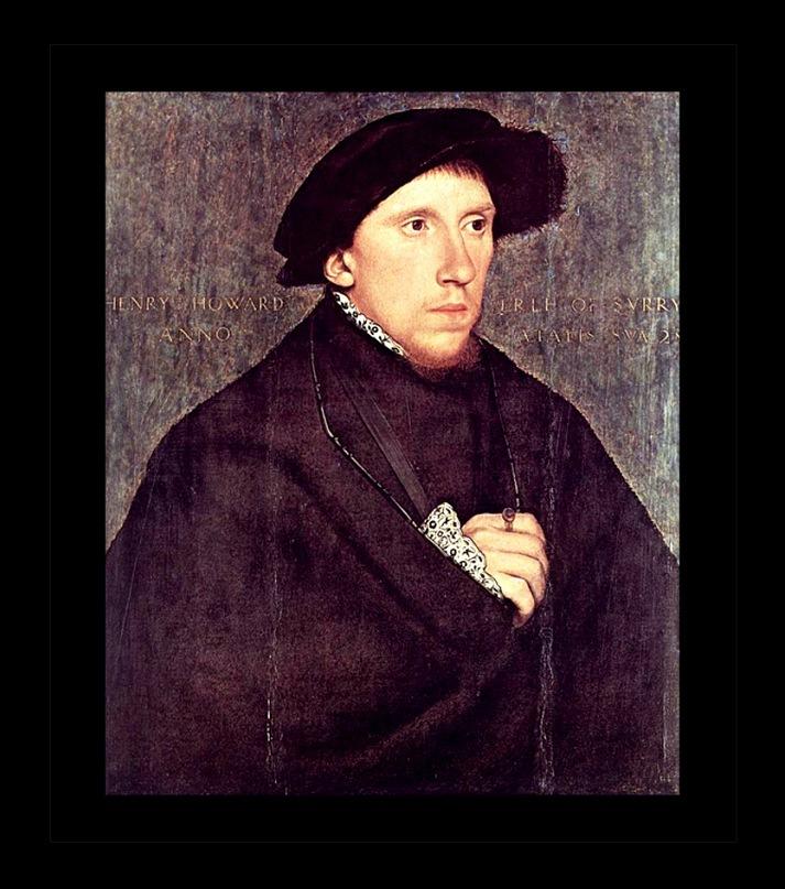 портрет Генри Говарда