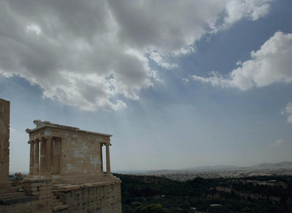 Храм Афины Ники Аптерос