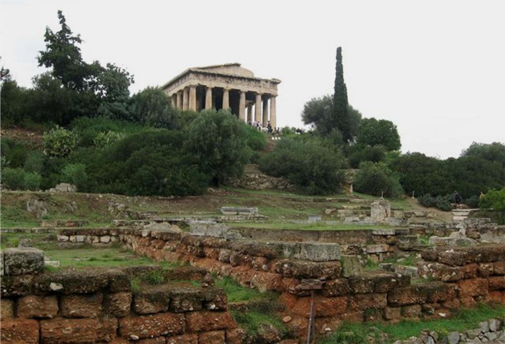 Храм Тесейон
