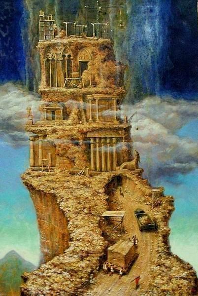 """""""Вавилонская башня"""""""