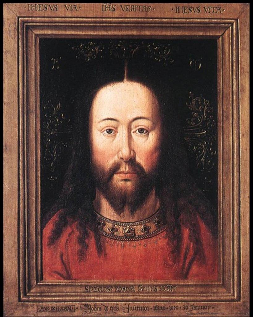 Портрет Христа