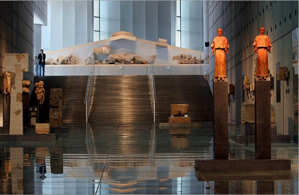Акропольский музей