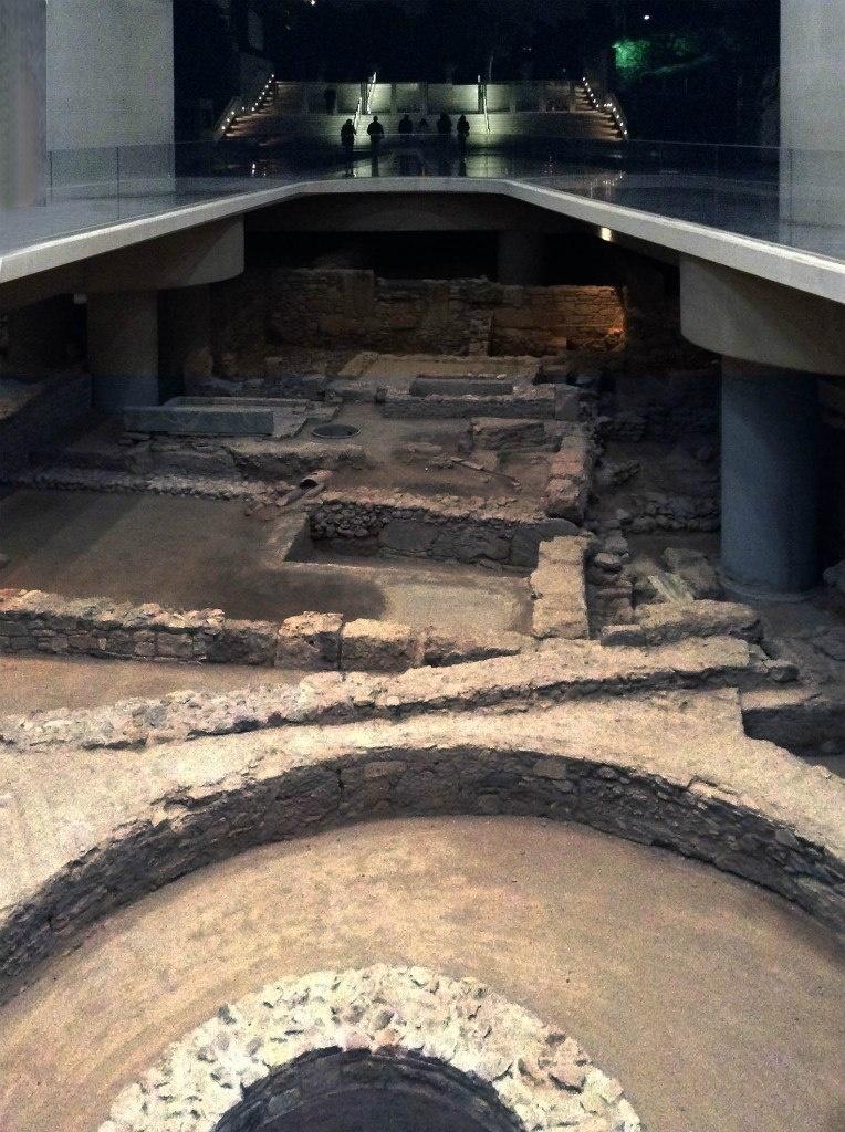 Квартал античных Афин