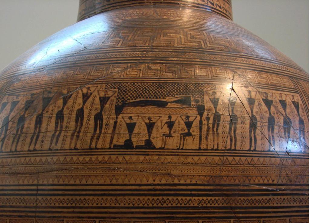 Древнегреческие вазы