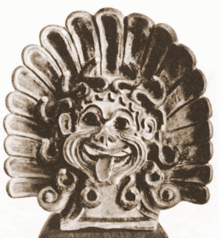 голова Горгоны