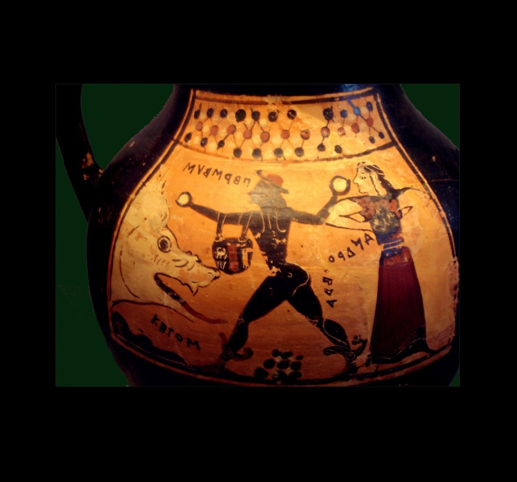 Античная ваза.