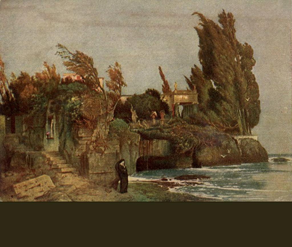Вилла на море