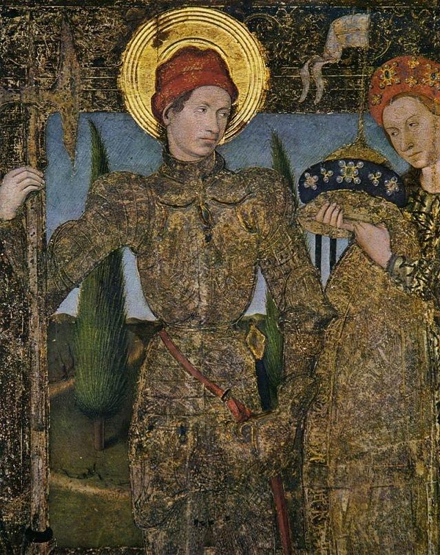 Триптих Св. Георгия