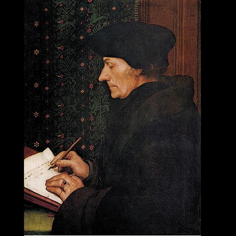 Портрет Эразма Роттердамского