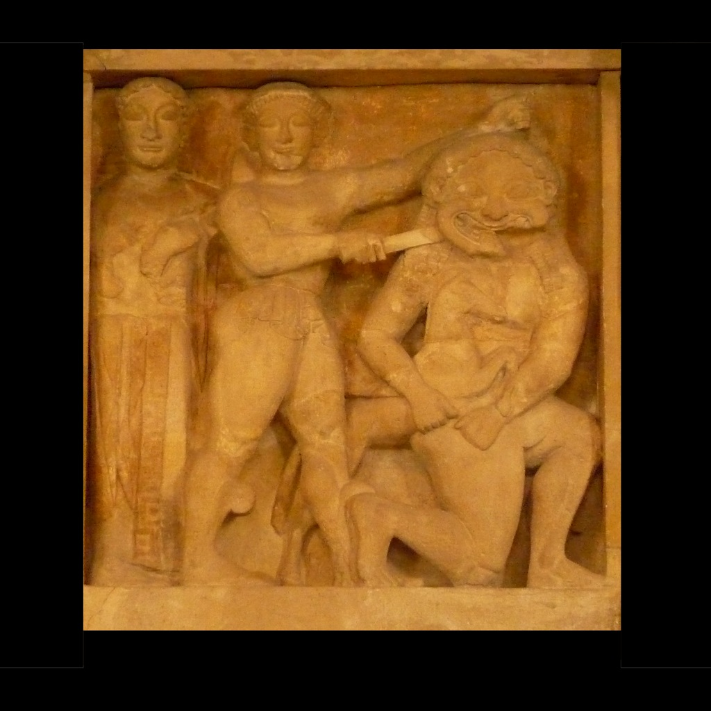 Археологический национальный музей Сицилии