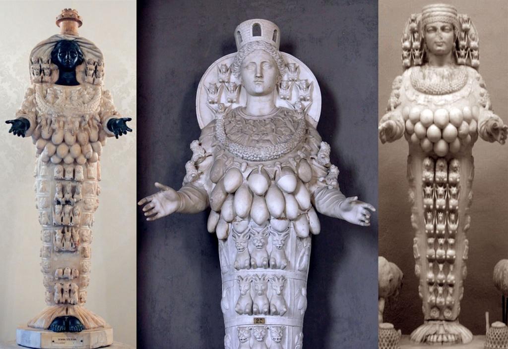 Артемида многогрудая