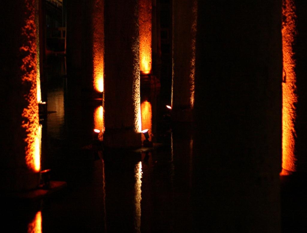 водохранилище храма Святой Софии