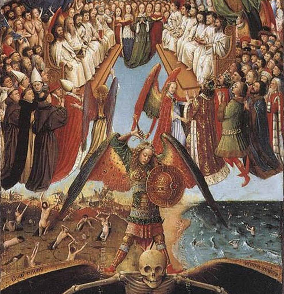Распятие и Последний Суд