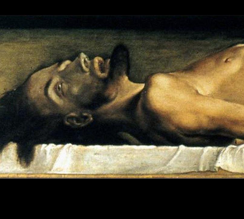 Мертвый Христос