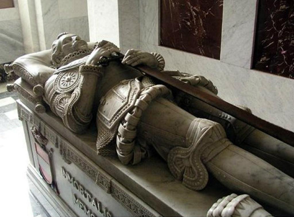 Гробница Хуана Австрийского