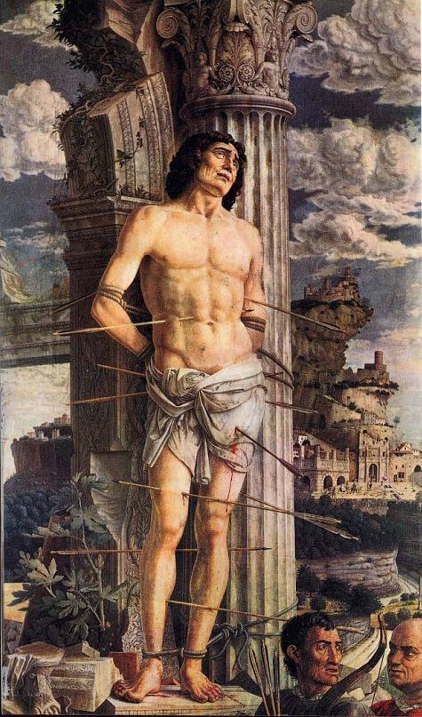 Мученичество Св. Себастьяна