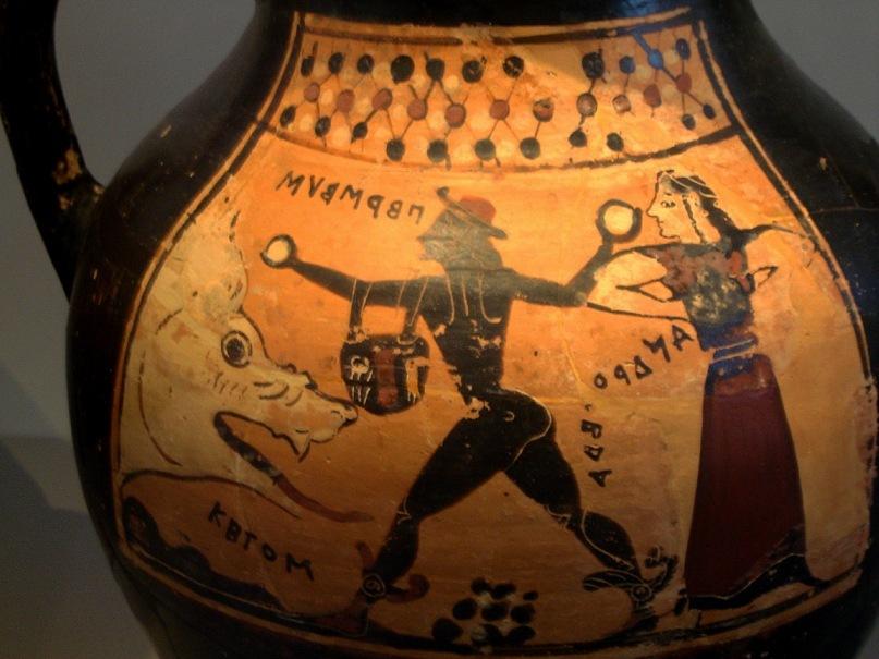 Коринфская ваза