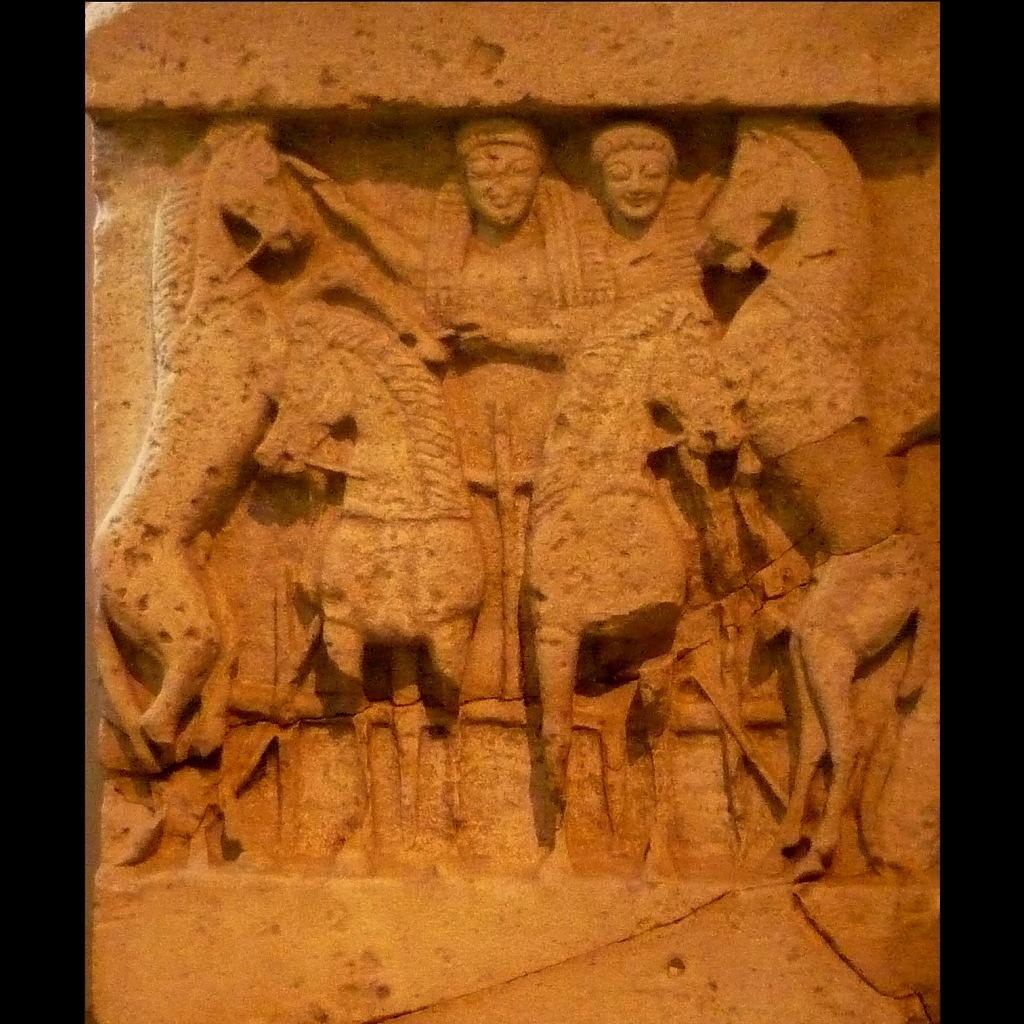 Метопы Селинунтских храмов