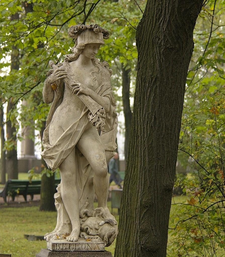 Статуя Беллона