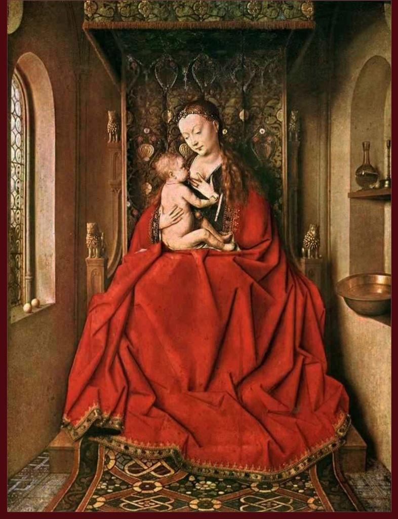 Мадонна и Ребенок