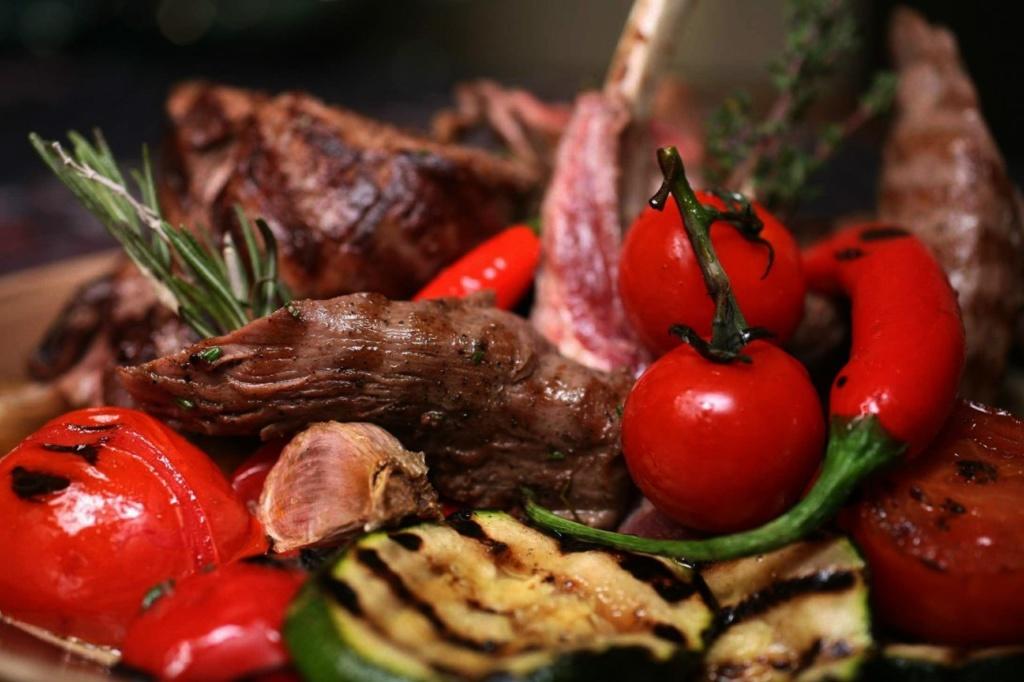 """Традиционное блюдо в Каталонии не """"пуэлья"""", как в Испании. а """"кухня моря и гор""""."""