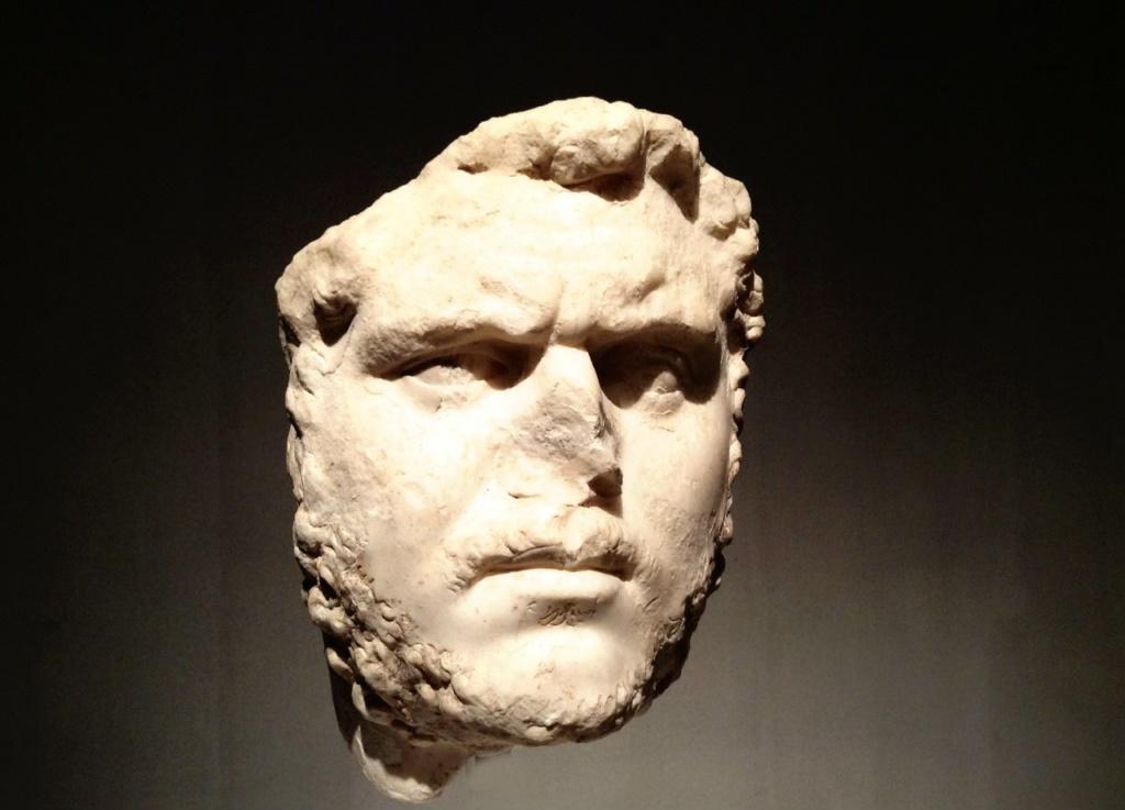 Портрет императора Каракаллы