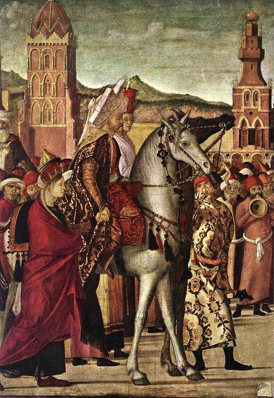 Триумф святого Георгия