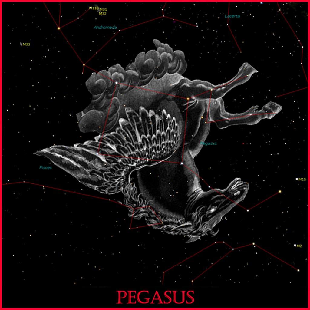 Пега́с — созвездие северного полушария звёздного неба