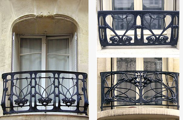 Парижские здания