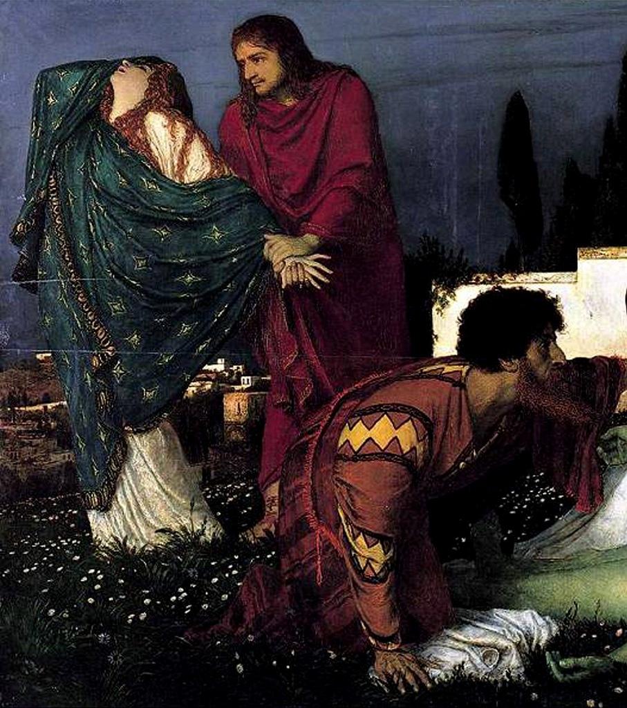 Оплакивание у креста
