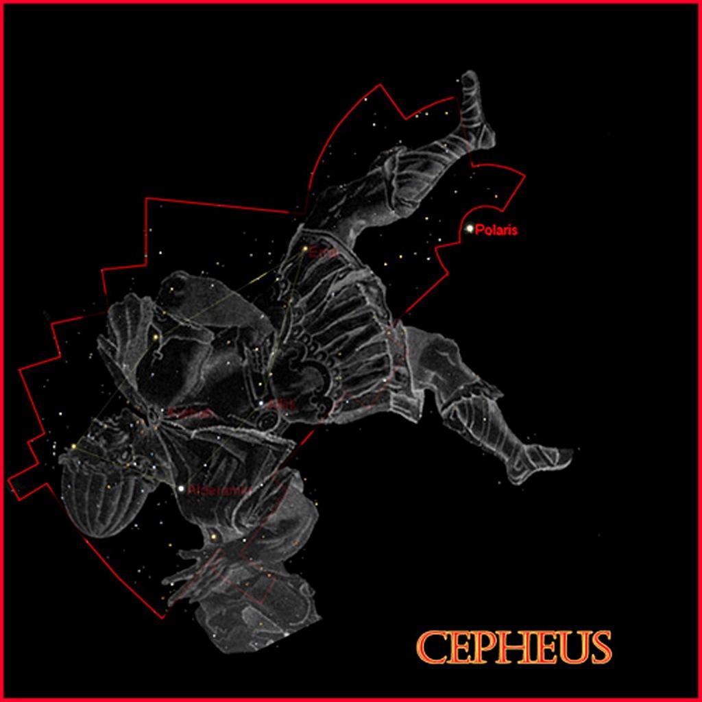 Цефе́й — созвездие Северного полушария