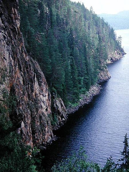 Север - Карельский каньон: воспоминание о будущем...
