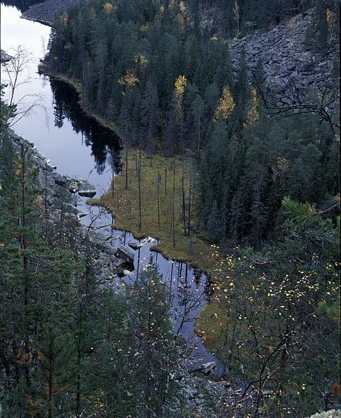 Карельский каньон