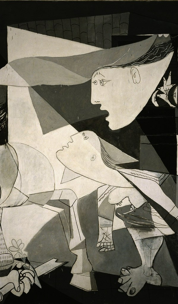 guernica by pablo picasso art critique essay Get help on 【 the art of war: goya and picasso essay 】 on graduateway huge assortment of free  psychoanalysis of pablo picasso's guernica essay.